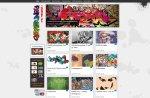Webshop van Graffunky