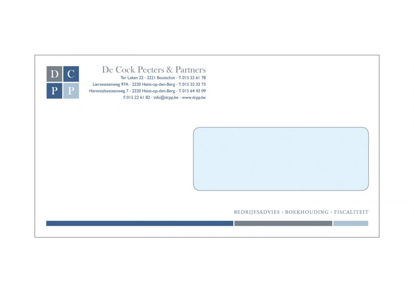 De Cock, Peeters & Partners VOF: Algemeen drukwerk