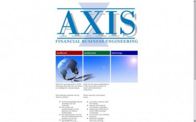 Axis n.v.: AXIS - OMS (Office Management Solution)