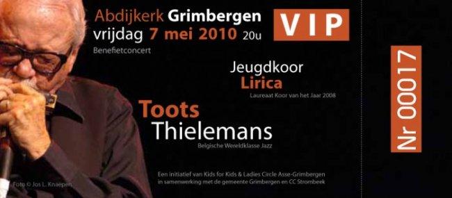 Ladies Circle Asse-Grimbergen: Benefietconcert georganiseerd door Ladies Circle Asse-Grimbergen