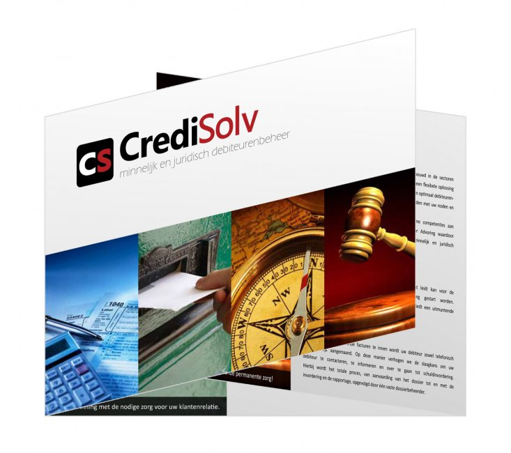 CrediSolv bvba: Brochure