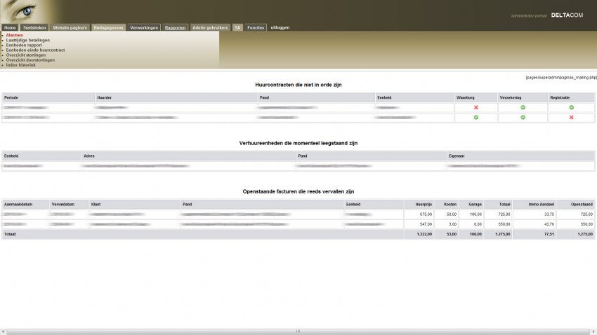 Immo Asse / Labeeuw J. bvba: Immo Syndicus Software