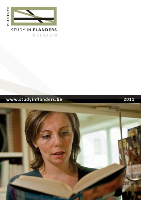 Flanders Knowledge Area vzw: Jaarlijkse brochure van Study In Flanders