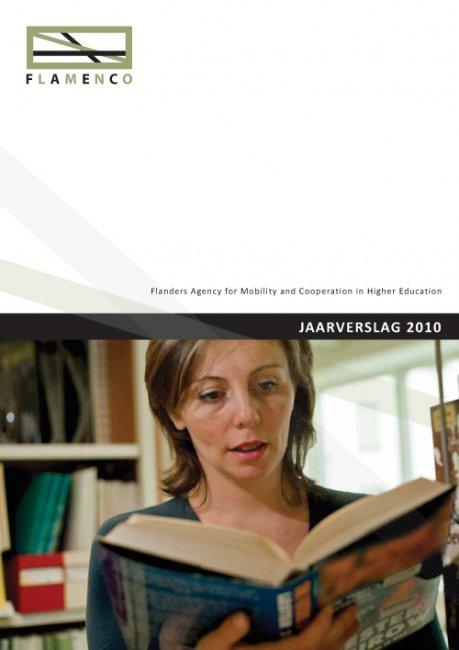 VLUHR: Jaarverslag 2010 van Flamenco vzw