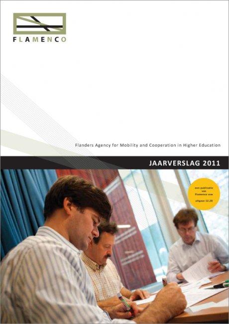 VLUHR: Jaarverslag 2011 van Flamenco vzw