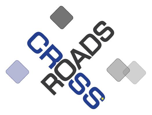 Stichting Grensoverschrijdende Innovatie CrossRoads OLD: Logo CrossRoads