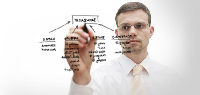 Database ontwikkeling, toepassingen & intranet