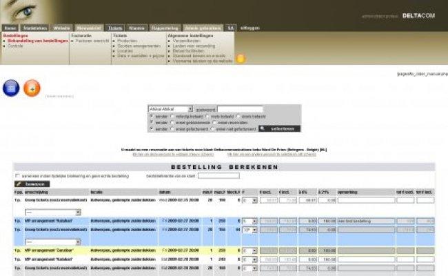Arrano bvba: Online VIP tickets via www.arrano.be