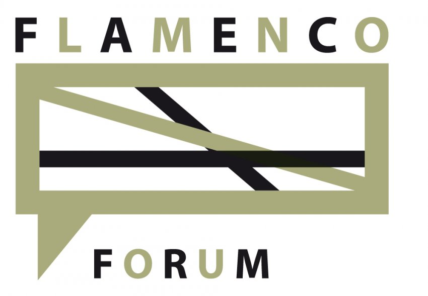 VLUHR: Ontwerp logo voor de Flamenco Fora