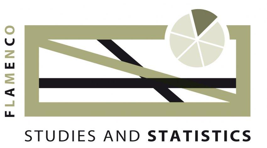 VLUHR: Ontwerp van het logo voor het project Studies & Statistics