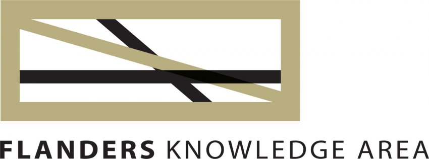 Flanders Knowledge Area vzw: Restyling logo's