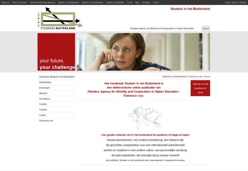 VLUHR: Studeer in het Buitenland