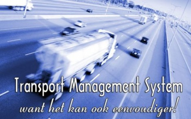 Troisfontaine J. & Zoon n.v.: Troisfontaine Transport - TMS (Transport Management System)
