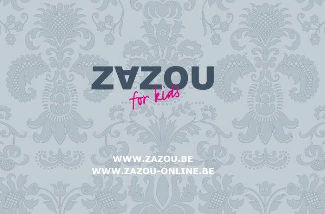 Zazou - C.J.N.S. bvba: website & webshop