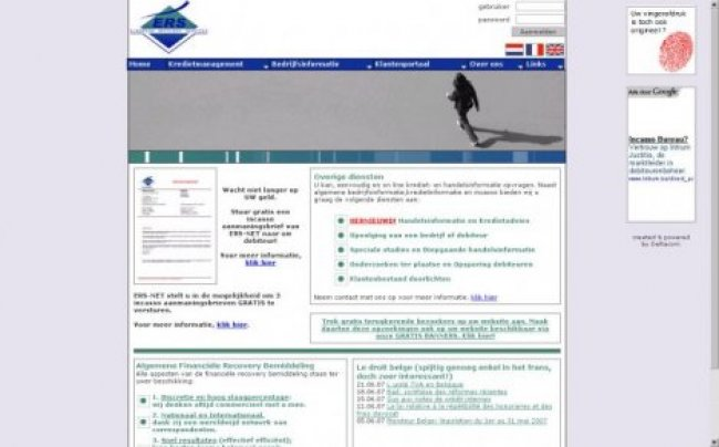 ERS-NET nv: www.ers-net.be