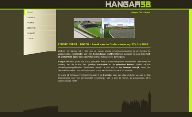 AromaZZ nv: www.hangar58.be
