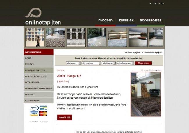 Onlinetapijten - Freguco  NV: www.onlinetapijten.be